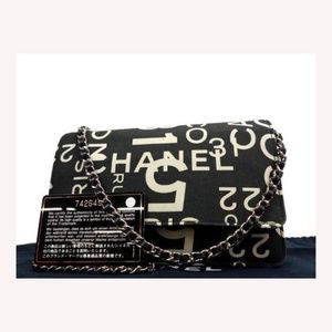 Chanel No 5 Wallet on Chain Flap 235612